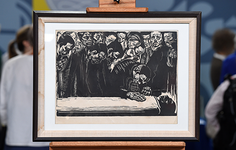 Related | See more work by Käthe Kollwitz
