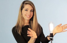 Vintage Minute: Edison Bulbs