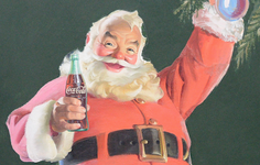 Article | Coca-Cola's Sundblom Santa