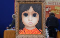 "Article | Margaret Keane and Her ""Big Eyes"" Paintings"