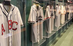 SLIDESHOW | Negro Leagues Baseball Museum
