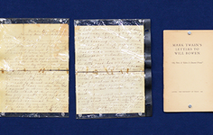 ARTICLE | Samuel Clemens' Letter