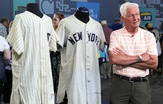 Owner Interview | 1955 Whitey Ford & 1951 Yogi Berra Jerseys