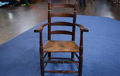 "ARTICLE | Explainer: The Great ""Brewster"" Chair Fake"
