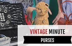 Vintage Minute | Novelty Purses