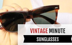 Vintage Minute | Sunglasses