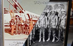 RELATED | Mercury 7 Signed Photo