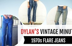 Dylan's Vintage Minute: Bellbottoms Are Back!