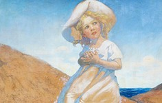 Owner Interview: Jessie Willcox Smith Painting