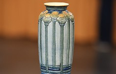 Bonus Video: See the Newcomb College Vase After Cleaning