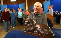Owner Interview | William Zorach Cat Carving