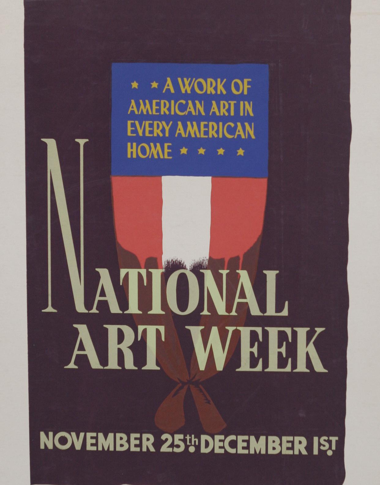Poster design 1940 - Next