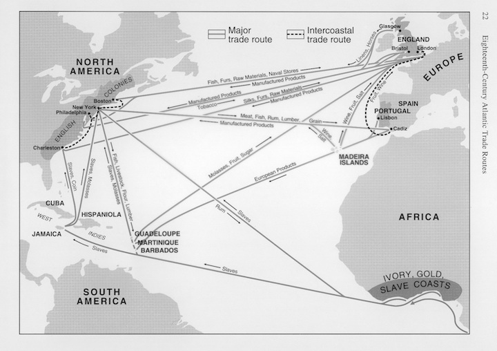 new world trading systems triangular trade Cash crops like sugar were the americas' contribution to the triangle trade   this was a trading group called the triangular trade  both the mercantilist  system and the triangular trade are illustrated fully  how economics and  trade shaped the new world when europeans ended 10,000 years of separation  between.