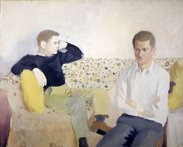 John Ashbery painter