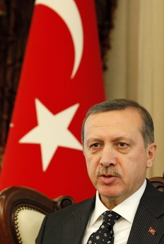 Turkish Prime Minister Recep Tayyip Erdogan (Umit Bektas/AFP/Getty Images)