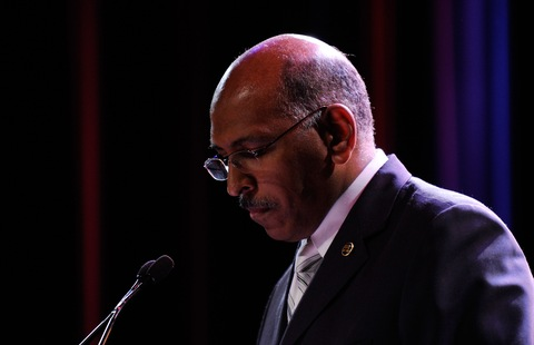 Republican National Committee Chairman Michael Steele