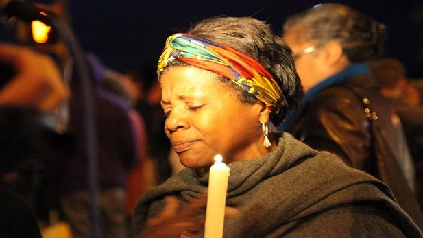 Giffords Vigil