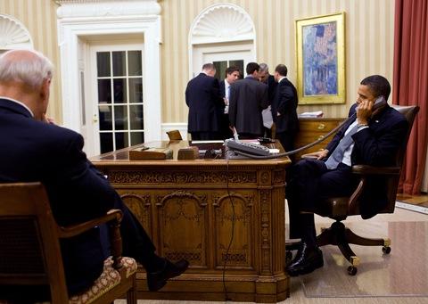 President Obama and Vice President Joe Biden