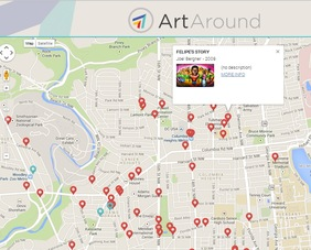 Artaround town the app that tracks street art and fosters community artaround town the app that tracks street art and fosters community gumiabroncs Image collections