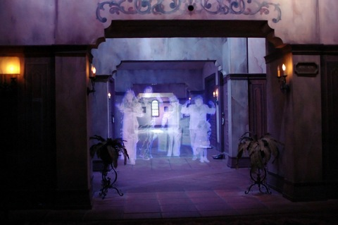 Disney's Hollywood Studios' The Twilight Zone Tower of Terror attraction