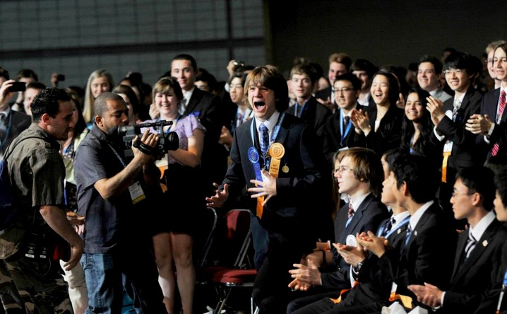 Jack Andraka wins Intel Science Fair