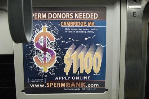 Really surprises. get paid to bank sperm in iowa apologise, but, opinion