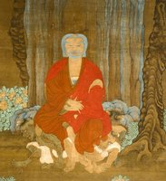 Buddha under the Bohi tree