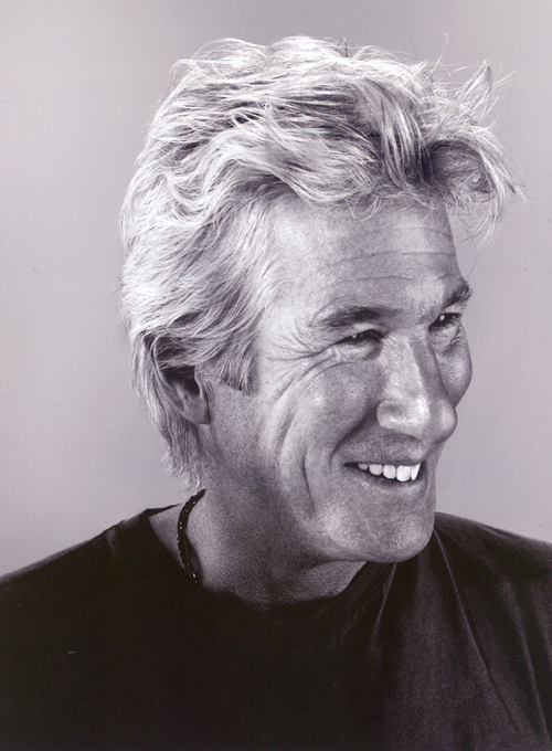 About Richard Gere The Buddha Pbs