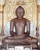 Statue of Vardhamana