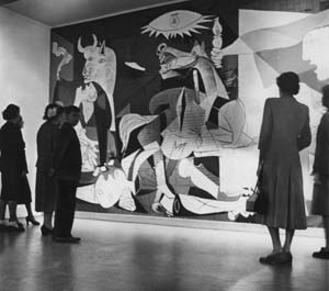essays on guernica painting