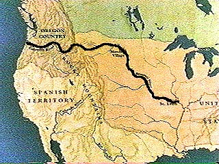 An analysis of the oregon trail in the american expedition age
