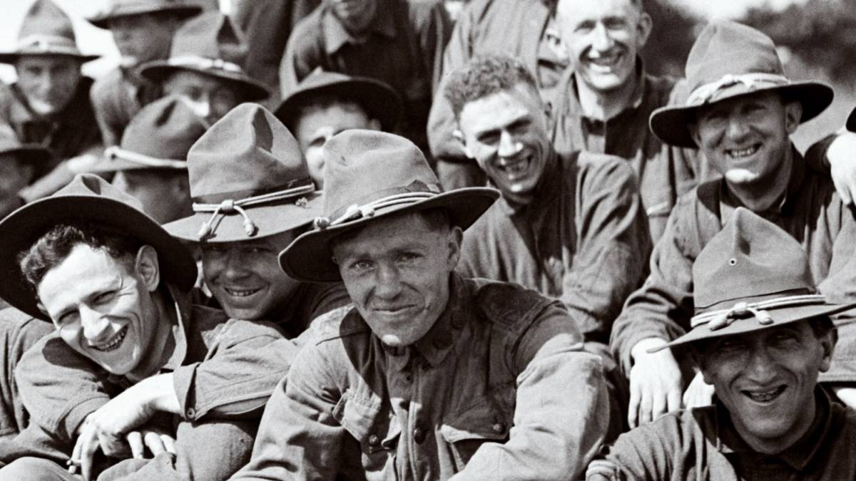 The Great War American Experience Official Site PBS - 40 people look much like celebrities almost unreal