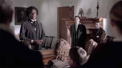 Douglass and Garrison Meet poster image