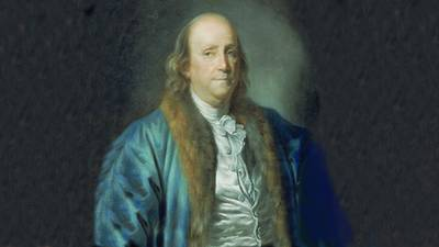 Biography: Benjamin Franklin poster image