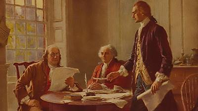 The Declaration of Independence poster image
