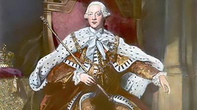 King George III poster image