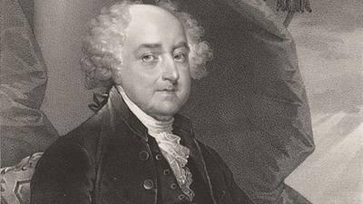 Historians on John Adams and Thomas Jefferson poster image
