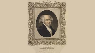 The Presidency of John Adams poster image
