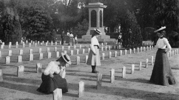 Death and the Civil War: Trailer
