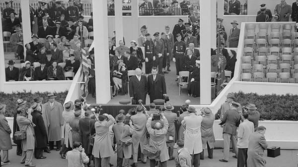 Eisenhower's First Inaugural Address, 1953