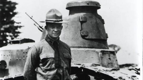 Eisenhower's Early Career