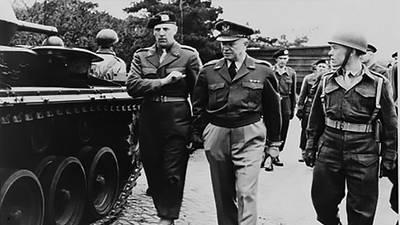 Eisenhower's World Events poster image