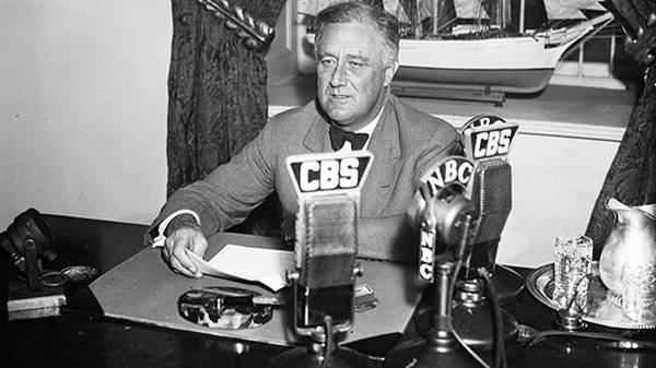 Biography: Franklin Delano Roosevelt