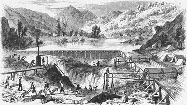 Impact on California's Landscape