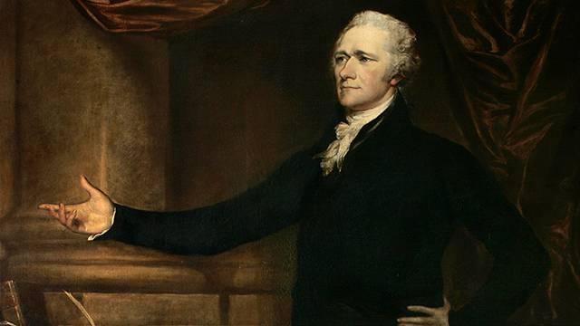 Alexander Hamilton Chronology American Experience