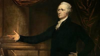 Alexander Hamilton Chronology poster image