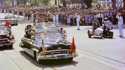 Khrushchev's Motorcade poster image