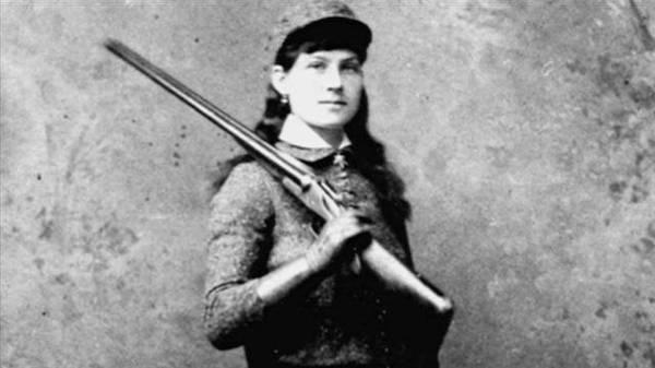 Annie Oakley: Chapter 1