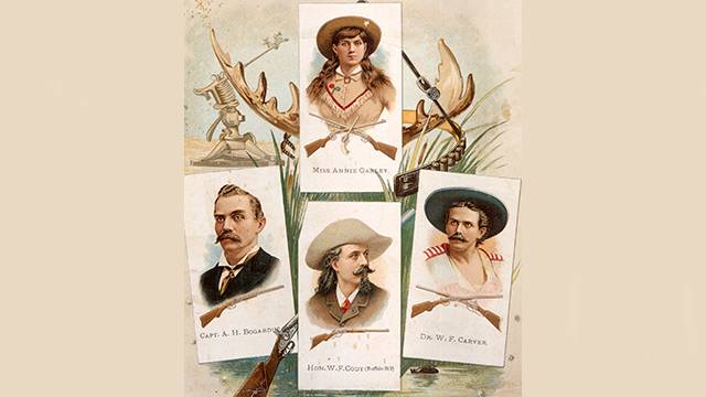 changes for women during annie oakley s Annie set an example for women and helped change the american public's mind regarding what were appropriate sports and activities for women she also argued for a woman's right to bear and use firearms, both for sport shooting and for self-defense.