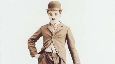 Charlie Chaplin (1889-1977) poster image